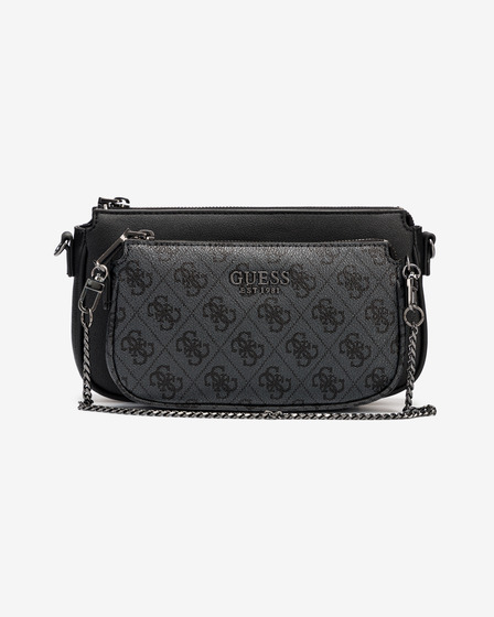 Guess Mika Double Pouch Cross body bag