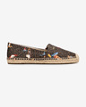 Michael Kors Kendrick Jet Set Girls Espadryle