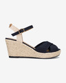 Tom Tailor Buty wedge